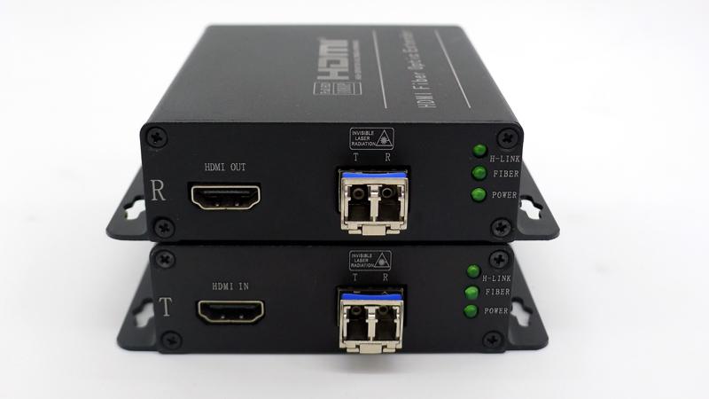 4k2k HDMI over Fiber Converter