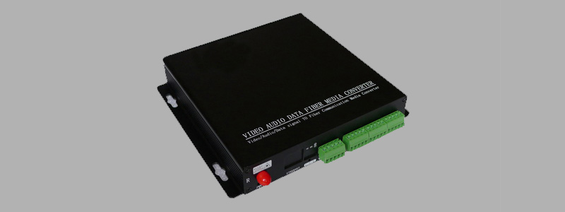 16 Channel Audio over Fiber Extender