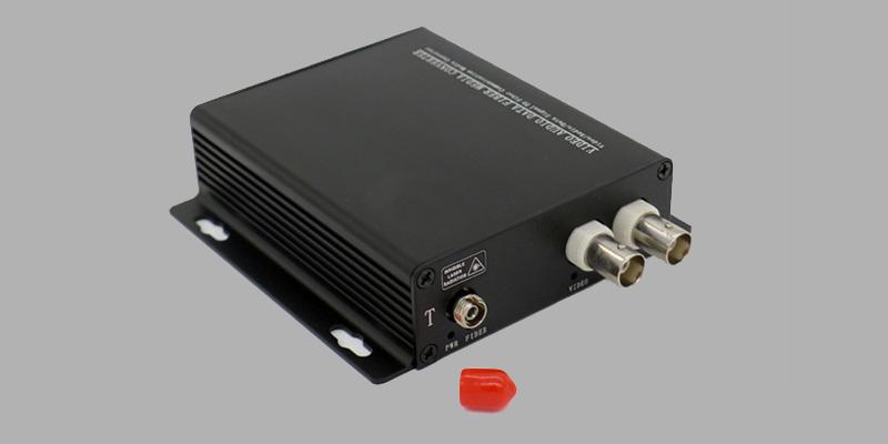 AHD/CVI/TVI/CVBS 4in1 over Fiber Extender