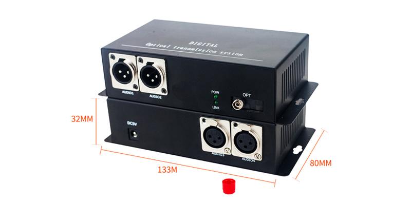 2 Ch bidi Balaned audio extender