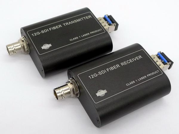 12G-SDI,12G SDI to fiber converter | Compliance to 12G/6G/3G/HD/SD SDI